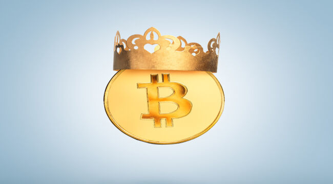 King Midas and Bitcoin