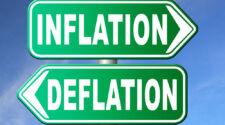 Inflation — or Deflation?