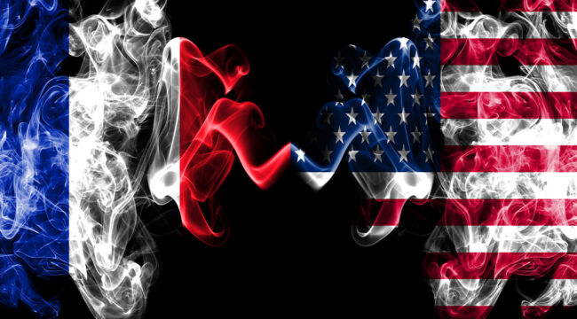 The American Revolution vs. the French Revolution