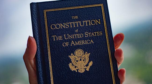 Biden Trashes Constitution