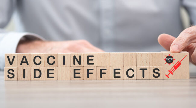 Why They're Suppressing Vaccine Side Effects